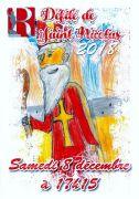 Saint Nicolas à Remiremont Défilé Saint Nicolas 2018 88200 Remiremont du 08-12-2018 à 17:15 au 08-12-2018 à 18:30