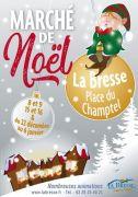 Marché de Noël La Bresse Défilé Saint Nicolas  88250 La Bresse du 08-12-2018 à 10:00 au 06-01-2019 à 13:00