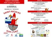 Saint-Nicolas sur l'Eau à Nancy 54000 Nancy du 08-12-2018 à 16:15 au 08-12-2018 à 20:00
