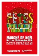 Marché de Noël de Vandoeuvre-lès-Nancy 2018 54500 Vandoeuvre-lès-Nancy du 06-12-2018 à 17:00 au 31-12-2018 à 20:00