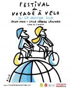 Festival du Voyage à Vélo à Saint-Max 54130 Saint-Max du 26-01-2019 à 09:30 au 27-01-2019 à 18:00