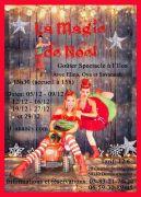 Goûter Spectacle La magie de Noël à L'Iloa 54130 Dommartemont du 16-12-2018 à 15:00 au 29-12-2018 à 17:00