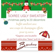 Christmas Party Ugly Sweater à Metz