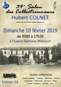 Salon des Collectionneurs à Mirecourt 88500 Mirecourt du 10-02-2019 à 09:00 au 10-02-2019 à 17:30