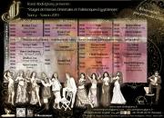 Stages de Danses Orientales par Raed AbdElghany à Houdemont 54180 Houdemont du 30-03-2019 à 14:30 au 31-03-2019 à 15:00