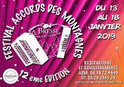 Festival Accords des Montagnes à La Bresse 88250 La Bresse du 13-01-2019 à 18:00 au 18-01-2019 à 21:00