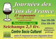 Journées des Vins de France à Seichamps 54280 Seichamps du 02-02-2019 à 10:00 au 03-02-2019 à 19:00