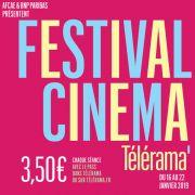 Festival Cinéma Télérama en Lorraine Lorraine, Alsace, Meurthe-et-Moselle, Vosges, Moselle, Meuse  du 16-01-2019 à 07:00 au 22-01-2019 à 23:00