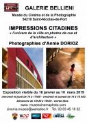 Exposition Impressions Citadines à Saint-Nicolas-de-Port 54210 Saint-Nicolas-de-Port du 16-01-2019 à 14:00 au 10-03-2019 à 18:30