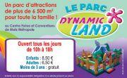 Dynamic Land à Metz Vacances d'Hiver
