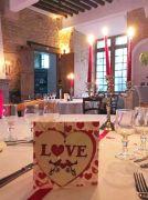 Soirée Dîner Prestige St Valentin au Château de Morey 54610 Belleau du 15-02-2019 à 19:30 au 15-02-2019 à 23:00