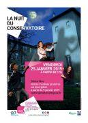 La nuit du Conservatoire à Metz 57000 Metz du 25-01-2019 à 17:00 au 25-01-2019 à 22:00