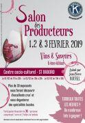 Salon des Producteurs à Saint-Nabord 88200 Saint-Nabord du 01-02-2019 à 17:00 au 03-02-2019 à 18:00