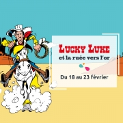 Animations Lucky Luke et la ruée vers l'or à Semécourt 57210 Semécourt du 18-02-2019 à 11:00 au 23-02-2019 à 18:30