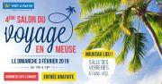 Salon du Voyage en Meuse - Prêt à Partir à Fains-Véel