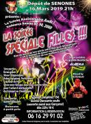 Soirée spéciale filles à Senones 88210 Senones du 16-03-2019 à 21:00 au 17-03-2019 à 03:00
