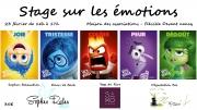 Stage sur les émotions à Fléville-devant-Nancy  54710 Fléville-devant-Nancy du 23-02-2019 à 14:00 au 23-02-2019 à 17:15