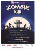 Zombie Run à Vittel 88800 Vittel du 23-02-2019 à 18:00 au 24-02-2019 à 00:30