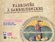 Exposition Fabriqués à Sarreguemines Musée de la Faïence 57200 Sarreguemines du 19-05-2018 à 10:00 au 22-04-2019 à 18:00