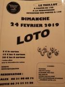 Loto du Basket au Thillot 88160 Le Thillot du 24-02-2019 à 13:00 au 24-02-2019 à 18:00