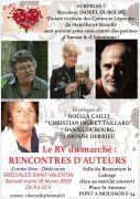 Marché de l'auto-édition Saint-Valentin Pont-à-Mousson 54700 Pont-à-Mousson du 16-02-2019 à 09:00 au 16-02-2019 à 12:00