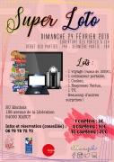 Super Loto à Nancy 54000 Nancy du 24-02-2019 à 13:00 au 24-02-2019 à 19:00