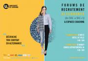 Forum de Recrutement en Alternance à Nancy 54000 Nancy du 03-04-2019 à 14:00 au 03-04-2019 à 18:00