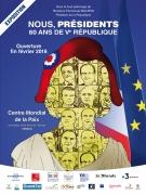 Nous Présidents 60 Ans de Ve République à Verdun