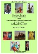 Exposition Le Collectif Expose à Metz 57000 Metz du 02-03-2019 à 14:00 au 22-03-2019 à 18:00
