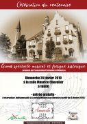 Fresque Musicale Centenaire Amnéville 57360 Amnéville du 24-02-2019 à 16:00 au 24-02-2019 à 18:00
