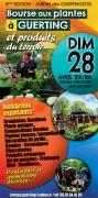 Bourse aux Plantes et Produits du Terroir à Guerting Jardin des Guertingeois rue ancien Ranch GUERTING du 28-04-2019 à 10:00 au 28-04-2019 à 18:00