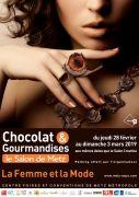 Salon du Chocolat à Metz Chocolat et Gourmandises