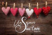 Séjour Saint-Valentin Sau'love au Pays de Saulnois 57260 Dieuze du 11-02-2019 à 08:00 au 17-02-2019 à 20:00