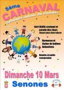 Carnaval à Senones 88210 Senones du 10-03-2019 à 14:11 au 10-03-2019 à 18:00