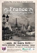 Concert France Symphonique Metz Restos du Coeur 57000 Metz du 30-03-2019 à 20:30 au 30-03-2019 à 23:30