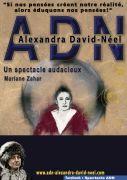 Spectacle Théâtre ADN Alexandra David Neel à Thionville 57100 Thionville du 22-03-2019 à 19:30 au 22-03-2019 à 22:30