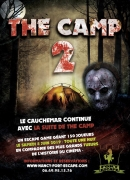 The Camp 2 Escape Game Géant 54113 Blénod-lès-Toul du 08-06-2019 à 19:00 au 09-06-2019 à 03:00