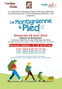 La Montignienne à Pied marche à Montigny-les-Metz