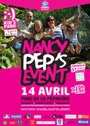 Nancy Pep's Event Sport Santé 54000 Nancy du 14-04-2019 à 10:00 au 14-04-2019 à 19:00