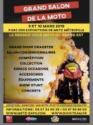 Grand Salon de la Moto Metz Expo