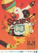 Festival Théâtre Scènes au Bar à Thionville 57100 Thionville du 12-03-2019 à 19:00 au 16-03-2019 à 23:00