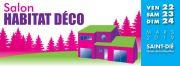 Salon Habitat Déco à Saint-Dié-des-Vosges 88100 Saint-Dié-des-Vosges du 22-03-2019 à 14:00 au 24-03-2019 à 19:00