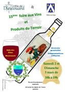 Foire aux Vins Produits du Terroir à Dieulouard 54380 Dieulouard du 02-03-2019 à 10:00 au 03-03-2019 à 19:00