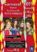 Bal Carnaval à Petite-Rosselle 54400 Longwy du 02-03-2019 à 20:00 au 02-03-2019 à 23:59