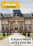 La Lorraine est Formidable 2019 à Lunéville 54300 Lunéville du 18-05-2019 à 10:00 au 19-05-2019 à 19:00