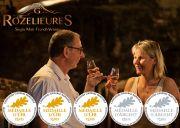 Pluie de médailles pour le Whisky Rozelieures 54290 Rozelieures du 27-02-2019 à 10:00 au 27-06-2019 à 18:00