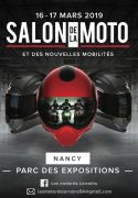 Salon de la Moto à Nancy 54500 Vandoeuvre-lès-Nancy du 16-03-2019 à 10:00 au 17-03-2019 à 20:00