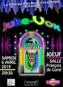 Concert Chorale CrescendO à Joeuf  54240 Joeuf du 06-04-2019 à 20:30 au 06-04-2019 à 23:00