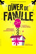 Théâtre Dîner de famille à Freyming-Merlenach 57800 Freyming-Merlebach du 30-03-2019 à 20:00 au 30-03-2019 à 23:00
