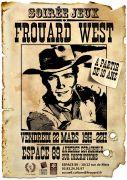 Soirée Jeux Frouard West à Frouard 54390 Frouard du 22-03-2019 à 19:00 au 22-03-2019 à 22:00